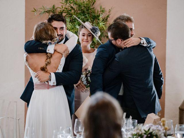 La boda de Juan y Sara en Torremocha Del Jarama, Madrid 95