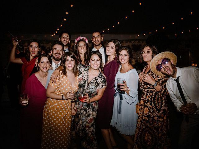 La boda de Juan y Sara en Torremocha Del Jarama, Madrid 109