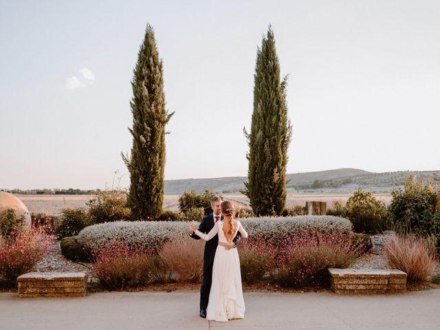 La boda de Juan y Sara en Torremocha Del Jarama, Madrid 114
