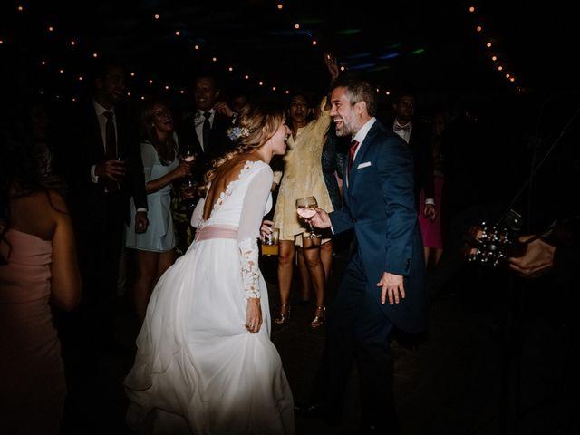 La boda de Juan y Sara en Torremocha Del Jarama, Madrid 127