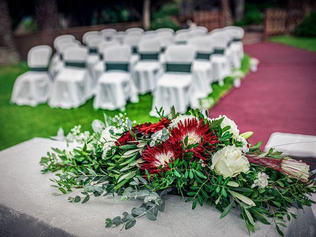 La boda de Lourdes y René en Galdar, Las Palmas 13