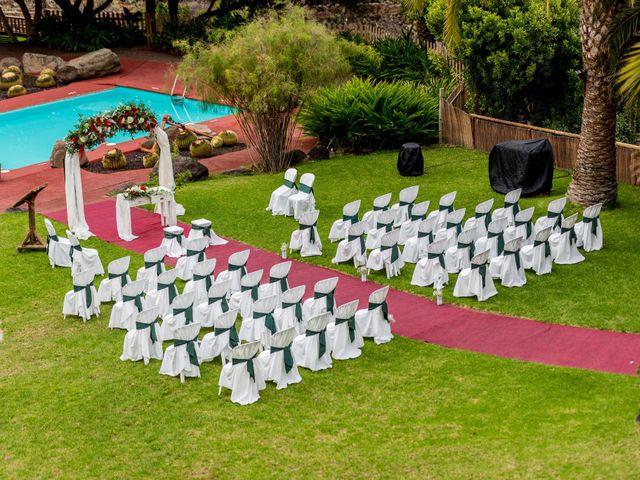 La boda de Lourdes y René en Galdar, Las Palmas 17