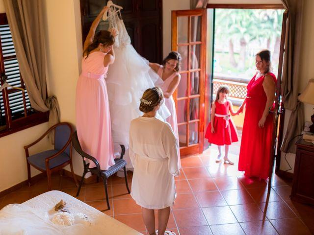 La boda de Lourdes y René en Galdar, Las Palmas 33