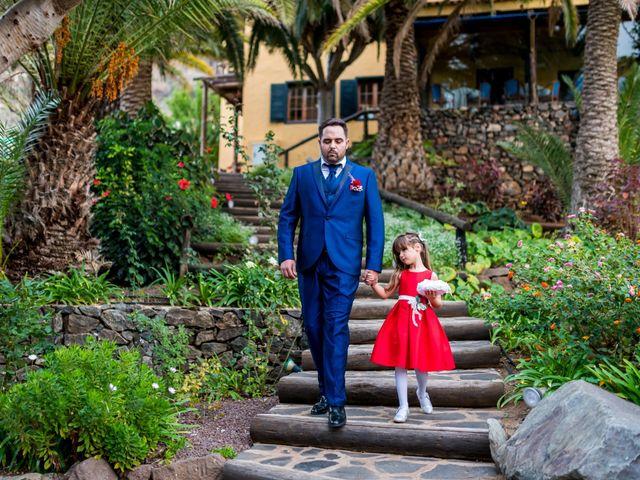 La boda de Lourdes y René en Galdar, Las Palmas 37