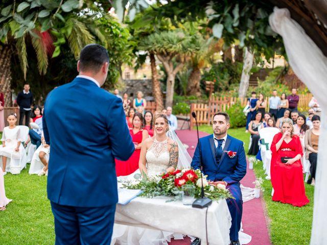 La boda de Lourdes y René en Galdar, Las Palmas 45