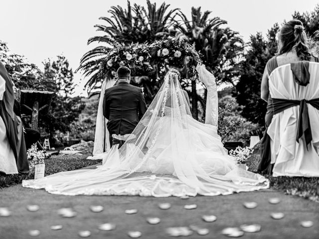 La boda de Lourdes y René en Galdar, Las Palmas 46
