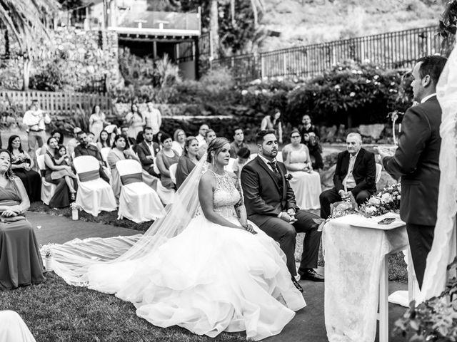 La boda de Lourdes y René en Galdar, Las Palmas 47