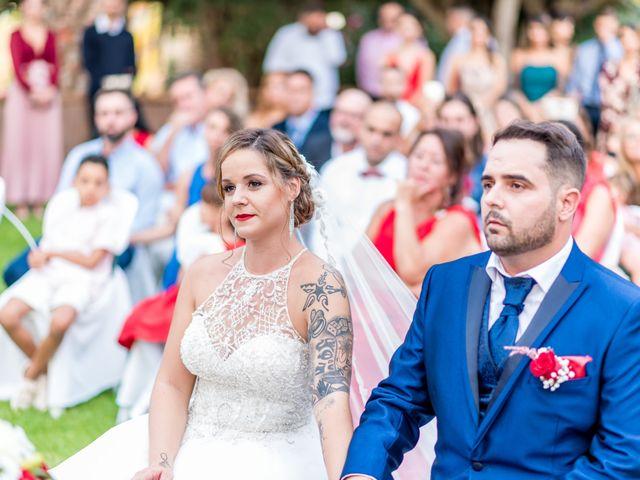 La boda de Lourdes y René en Galdar, Las Palmas 50