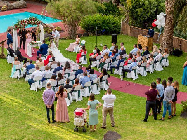 La boda de Lourdes y René en Galdar, Las Palmas 51