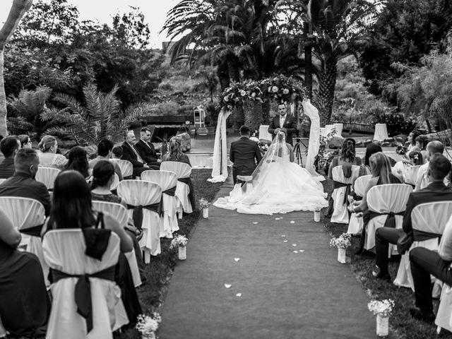 La boda de Lourdes y René en Galdar, Las Palmas 64