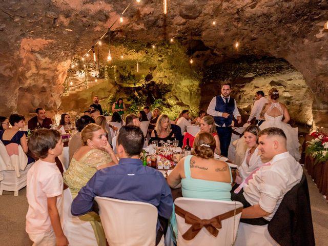 La boda de Lourdes y René en Galdar, Las Palmas 74