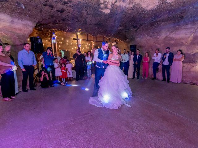 La boda de Lourdes y René en Galdar, Las Palmas 78