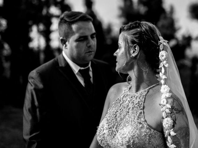 La boda de Lourdes y René en Galdar, Las Palmas 85