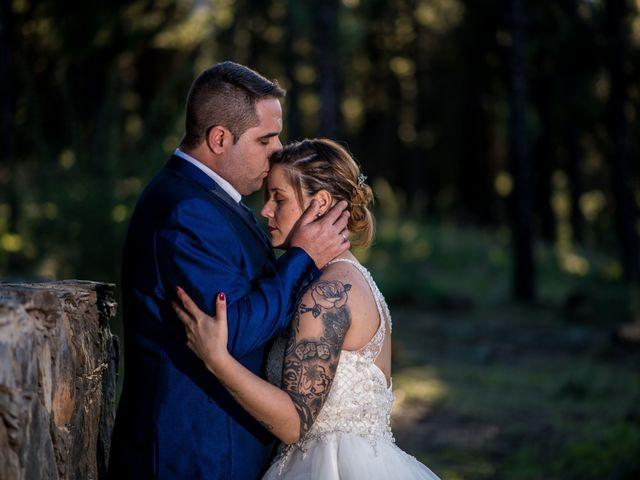 La boda de Lourdes y René en Galdar, Las Palmas 94