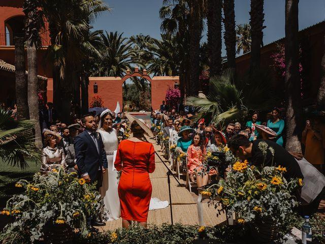 La boda de Juan y Ana en Jerez De La Frontera, Cádiz 23