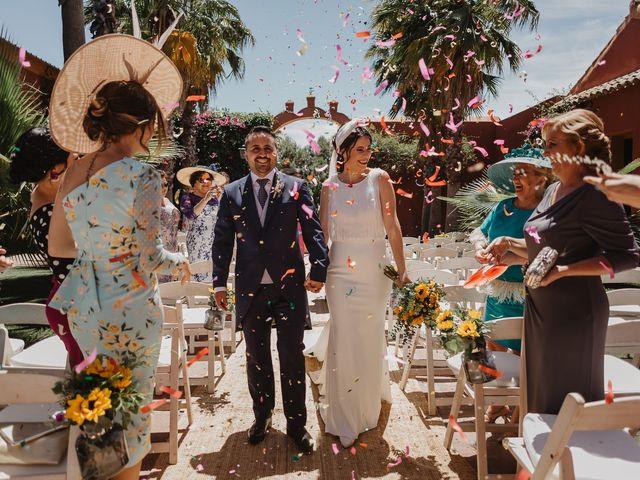 La boda de Juan y Ana en Jerez De La Frontera, Cádiz 28