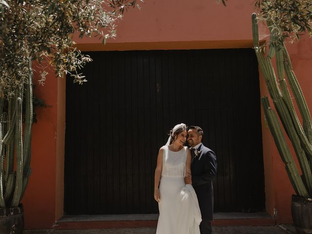 La boda de Juan y Ana en Jerez De La Frontera, Cádiz 32