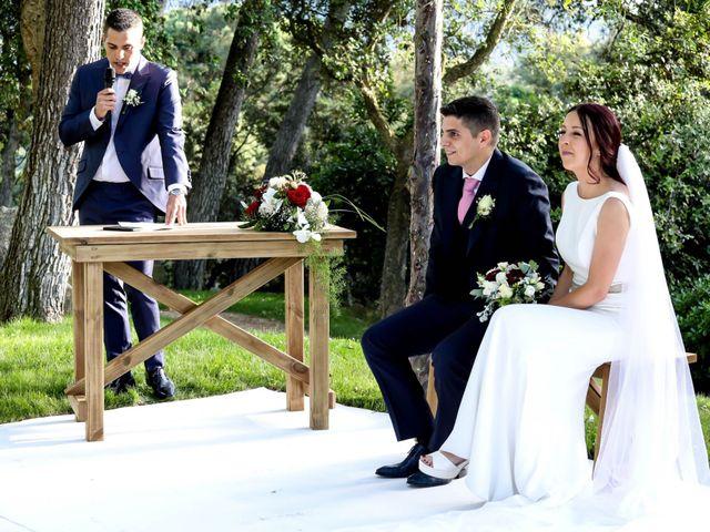 La boda de Sergi y Miriam en Vilanova Del Valles, Barcelona 19