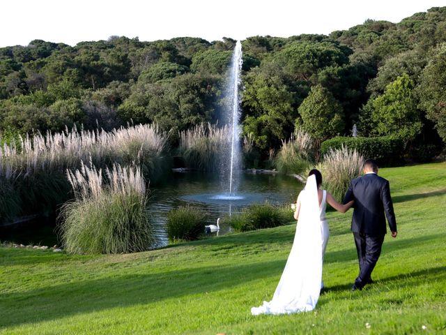 La boda de Sergi y Miriam en Vilanova Del Valles, Barcelona 28