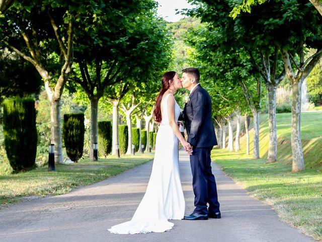 La boda de Sergi y Miriam en Vilanova Del Valles, Barcelona 36