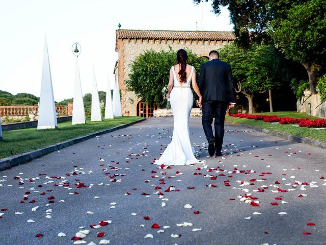 La boda de Sergi y Miriam en Vilanova Del Valles, Barcelona 2