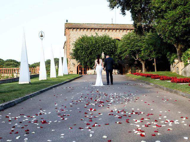 La boda de Sergi y Miriam en Vilanova Del Valles, Barcelona 42