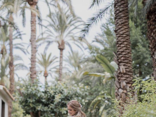 La boda de Paco y Nuria en Elx/elche, Alicante 12