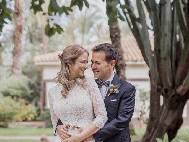 La boda de Paco y Nuria en Elx/elche, Alicante 17