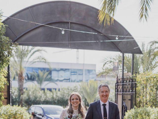 La boda de Paco y Nuria en Elx/elche, Alicante 20