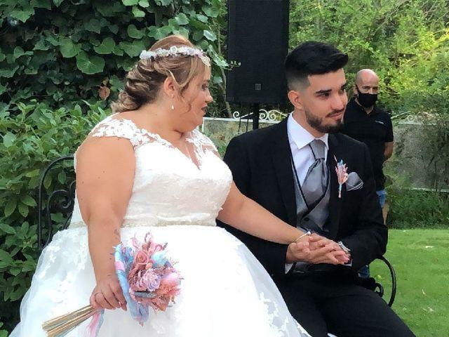 La boda de David y Chufi