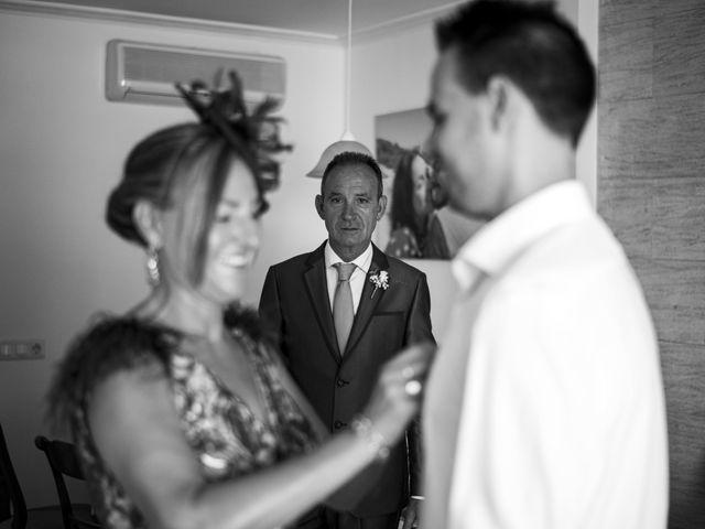 La boda de Víctor y Desireé en Campos, Islas Baleares 11