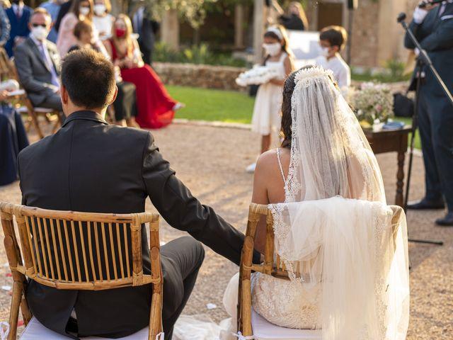La boda de Víctor y Desireé en Campos, Islas Baleares 56