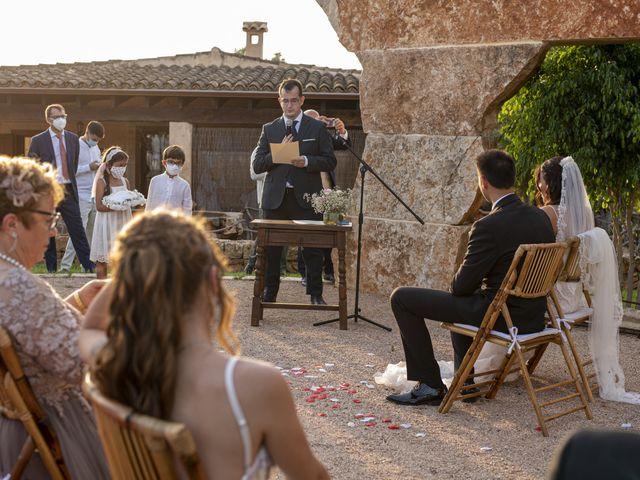 La boda de Víctor y Desireé en Campos, Islas Baleares 58