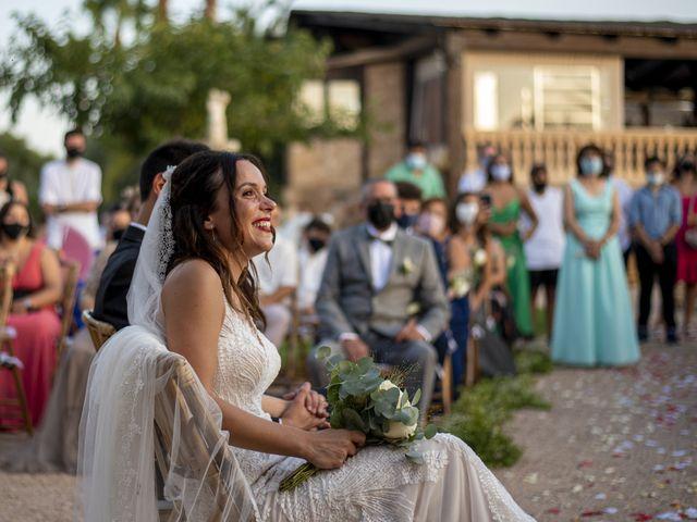 La boda de Víctor y Desireé en Campos, Islas Baleares 61