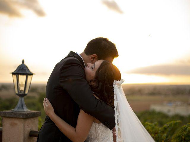 La boda de Desireé y Víctor
