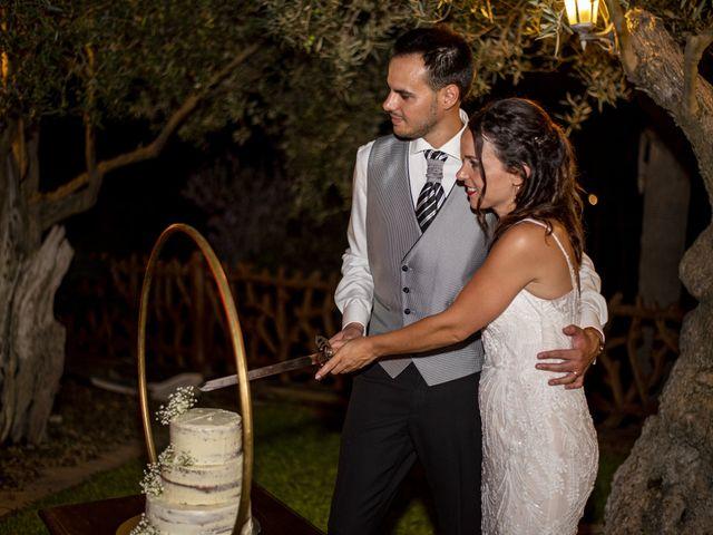 La boda de Víctor y Desireé en Campos, Islas Baleares 80