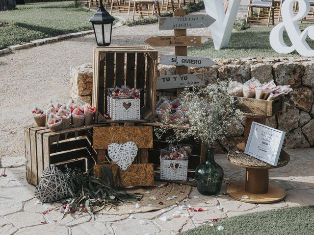 La boda de Víctor y Desireé en Campos, Islas Baleares 93