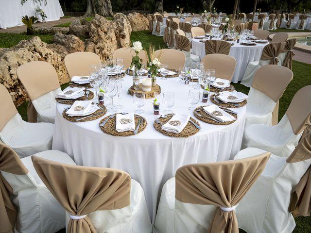 La boda de Víctor y Desireé en Campos, Islas Baleares 95