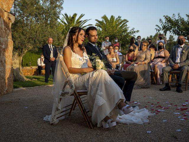 La boda de Víctor y Desireé en Campos, Islas Baleares 99