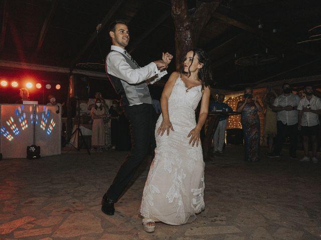 La boda de Víctor y Desireé en Campos, Islas Baleares 105