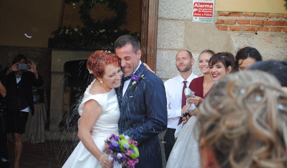 La boda de Ángel  y Tamara  en Collado Villalba, Madrid
