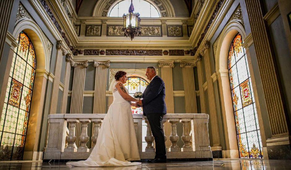La boda de Antonio y Cristina & Antonio en Murcia, Murcia