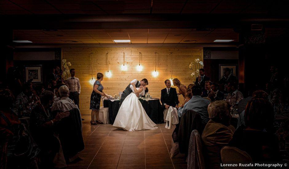 La boda de Jesús y Beatriz en Alfondeguilla, Castellón