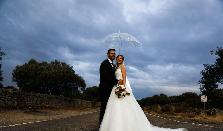 La boda de Sara y Kike en Valdemorillo, Madrid