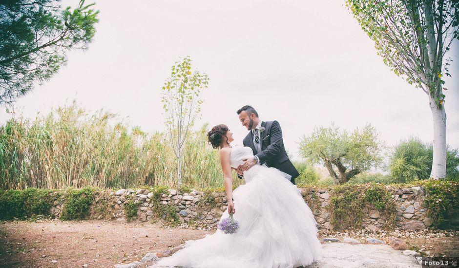 La boda de Gemma y Nacho en Riudoms, Tarragona