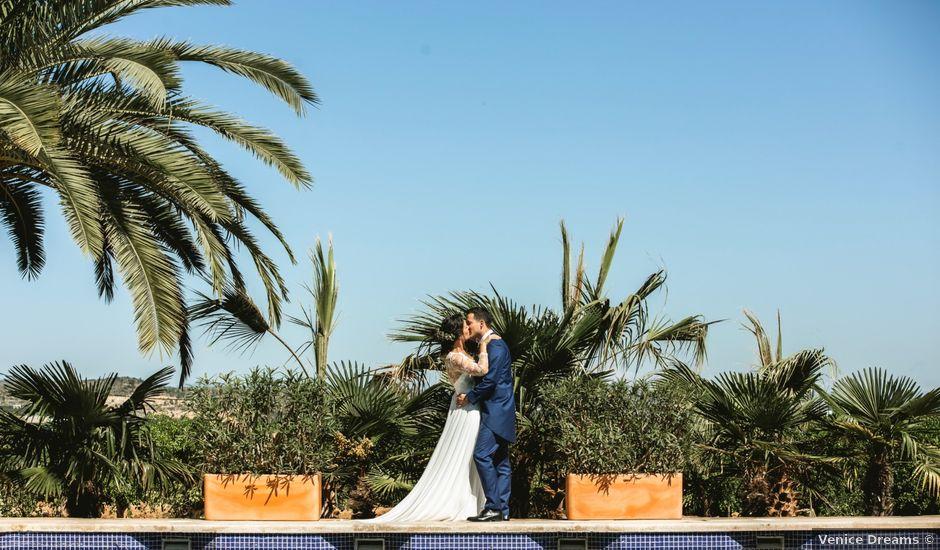 La boda de Cano y Maria en Chiva, Valencia
