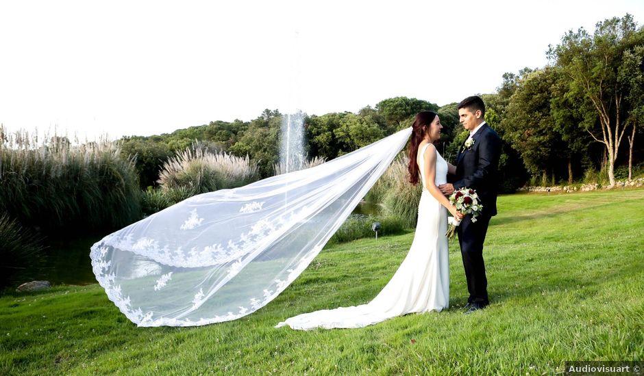 La boda de Sergi y Miriam en Vilanova Del Valles, Barcelona