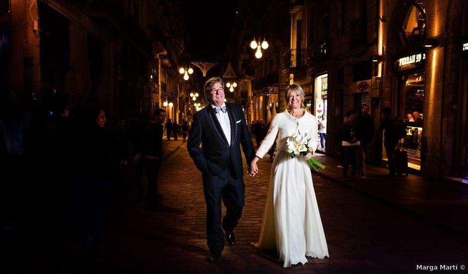 La boda de Llorenç y Elena en Barcelona, Barcelona