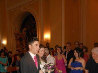 La boda de María José y Javier