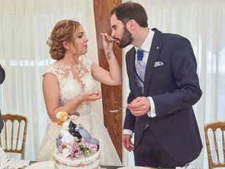 La boda de Alba y Bruno
